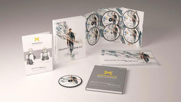 Quantum Break - Edição de Colecionador