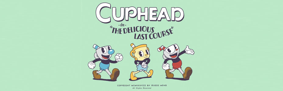 DLC de Cuphead adiada para 2020