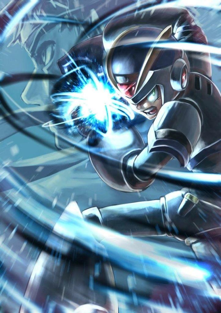 X e Ryu Soltando Hadouken