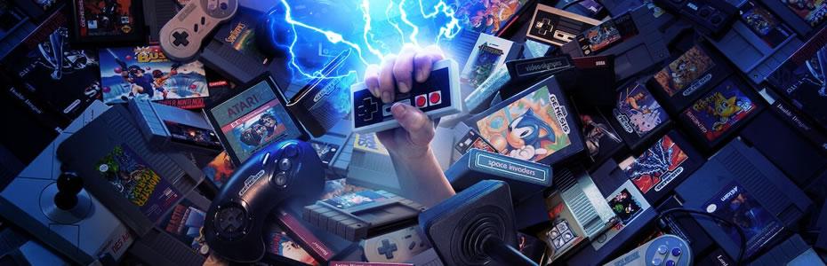 Assista GDLK – Série Documental que Mostra a História de Videogames Clássicos