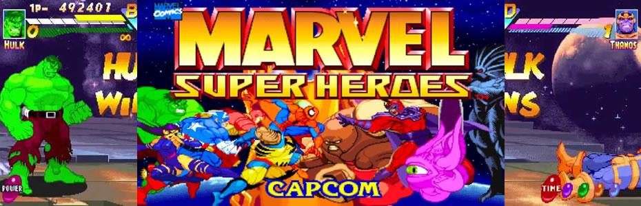 20 Coisas Sobre Marvel Super Heroes nos Videogames