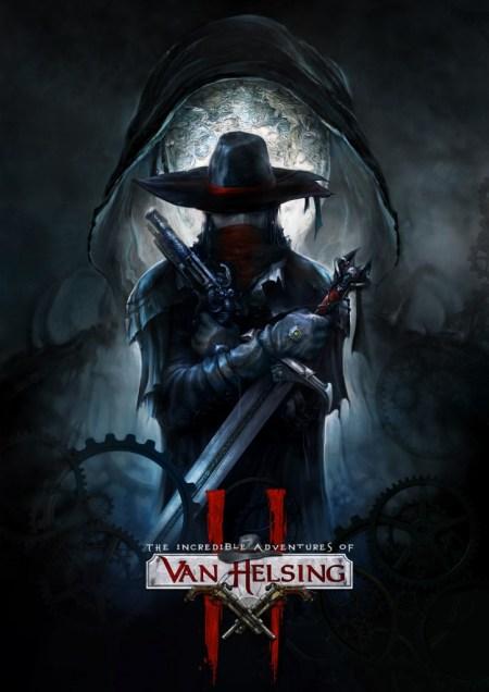 L'artwork annonçant la venue de Van Helsing II