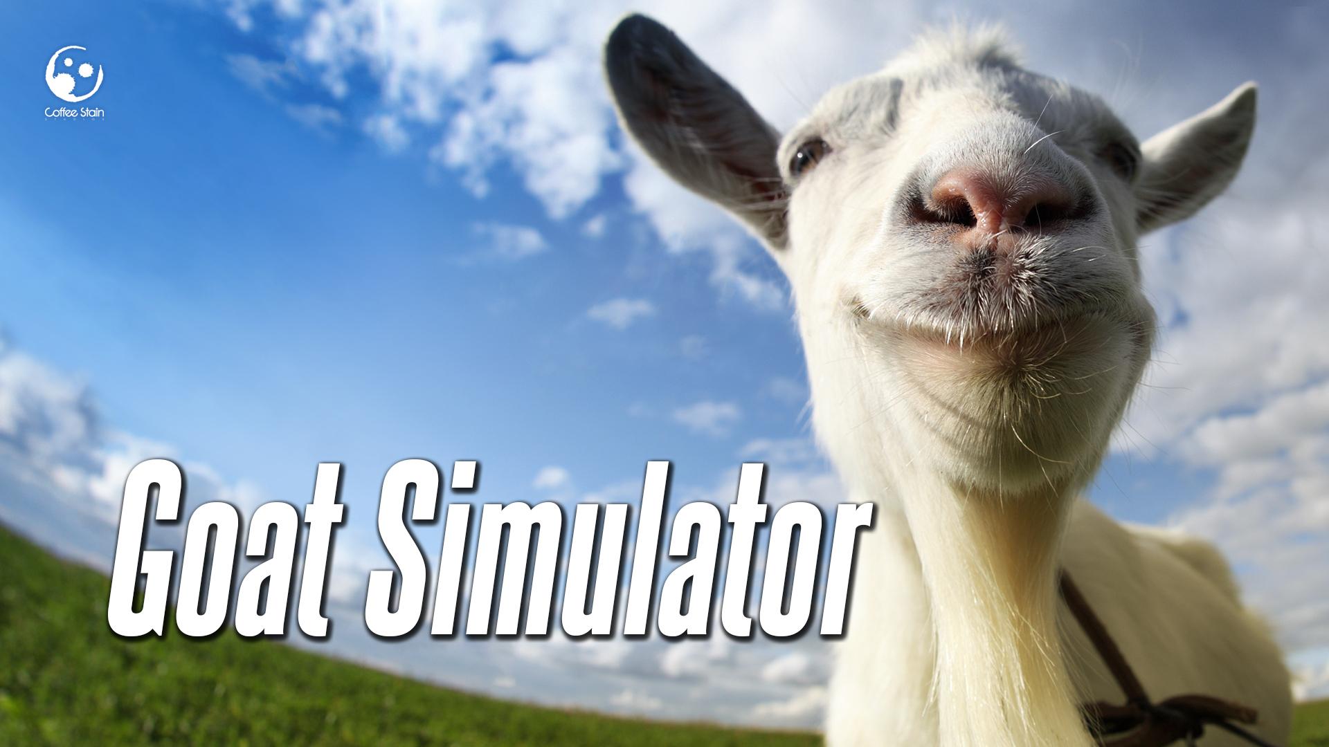 Preview Live ! Goat Simulator (PC)