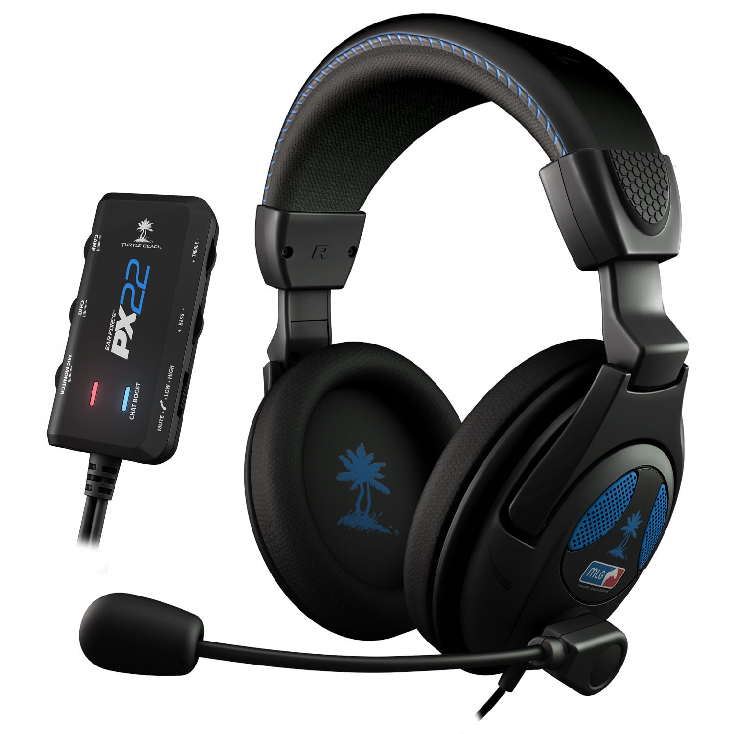 Casque/Micro Turtle Beach Ear Force PX22