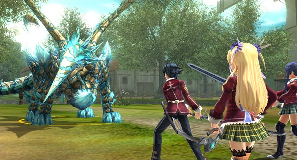 Legend of Heroes : Trail of Cold Steel