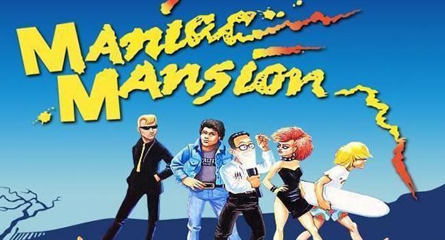 Rétro Live – Maniac Mansion (PC, Nes)