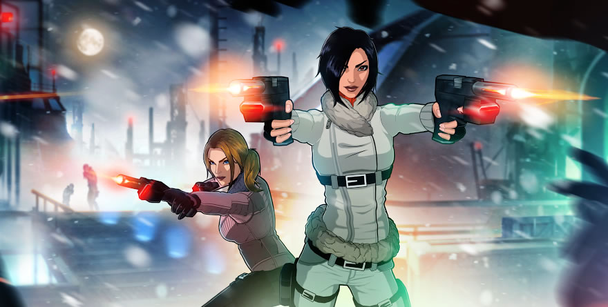 "Interview : ""Fear Effect Sedna"" façon Sushee"