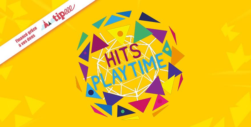 Interviews en vidéo : les Hits Playtime 2016