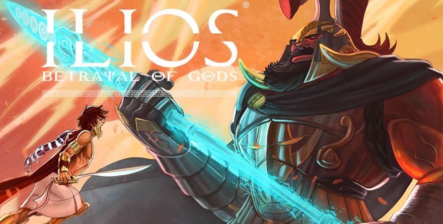 Interview : Ilios et son Kickstarter mythologique