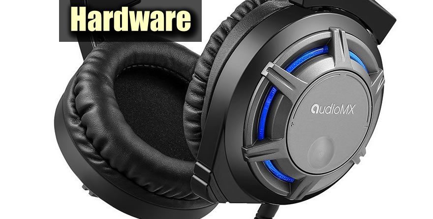 Casque/Micro AudioMX GM10 d'Avantek