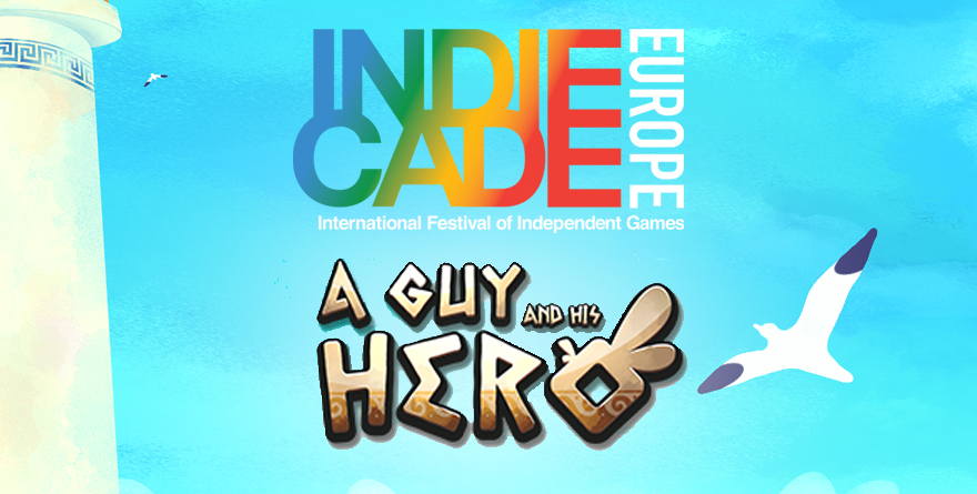 IndieCade Europe 2017 : A Guy and His Hero