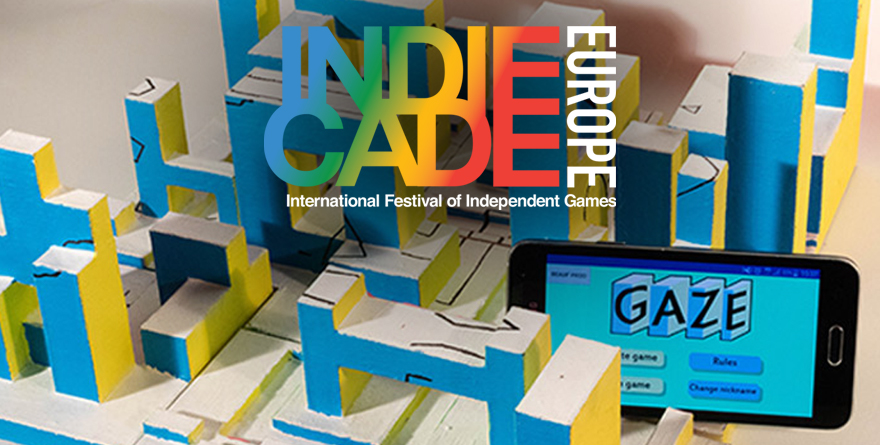 IndieCade Europe 2017 : GAZE