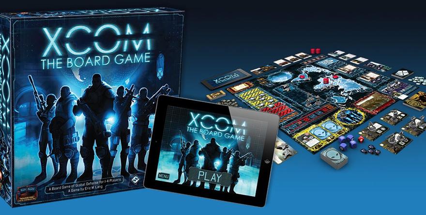 XCOM – le jeu de plateau