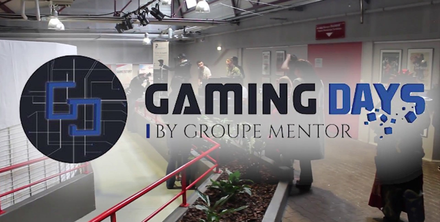 Gaming Days – Petit salon, grand rayonnement