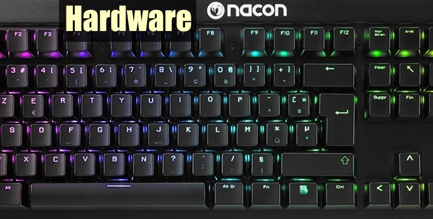Clavier CL-700OM de Nacon