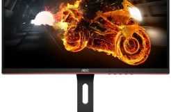 AOC Curved Gaming Monitors unveiled