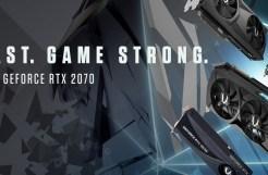 ZOTAC GAMING GeForce RTX 2070 series