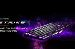 Mad Catz launches professional gaming keyboards