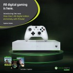 Etisalat offers latest Microsoft Xbox One S all-digital edition in UAE