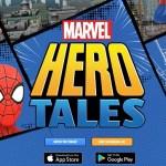 Kuato Studios launches Marvel Hero Tales