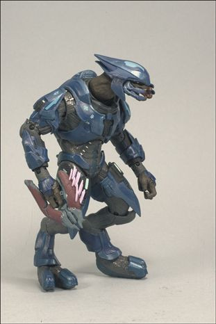 Halo Reach Series 1 Elite Minor 6 Action Figure McFarlane Toys The Gamesmen