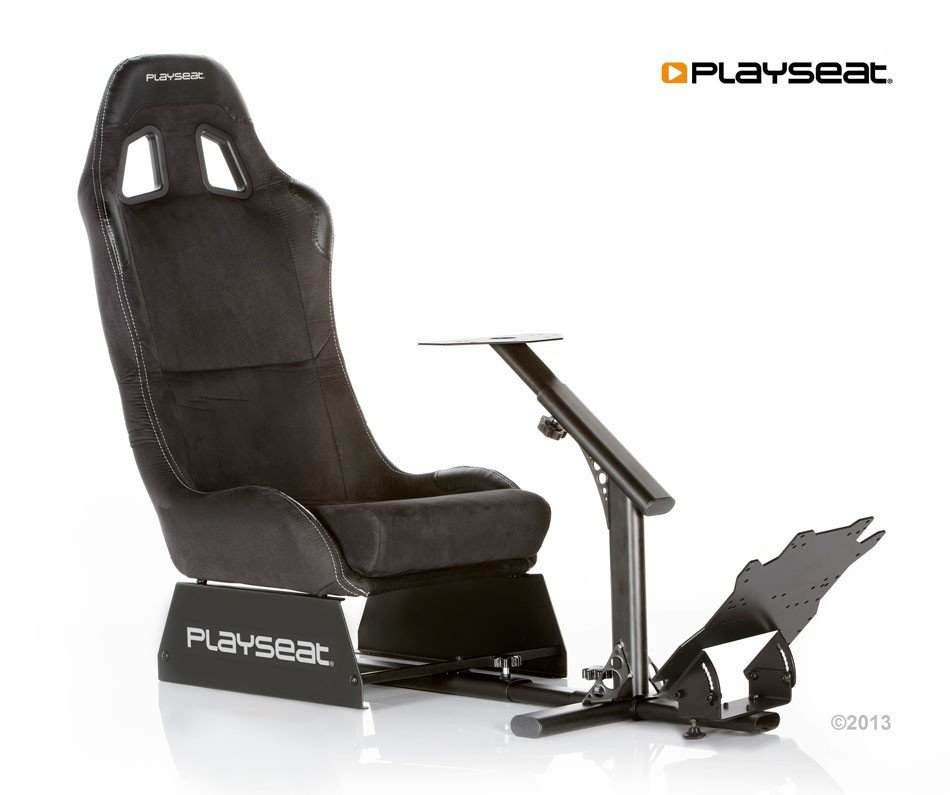 Playseat Evolution Alcantara With Improved Pedal Plate