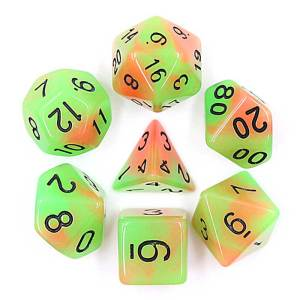 Glow in the Dark Dice Sets