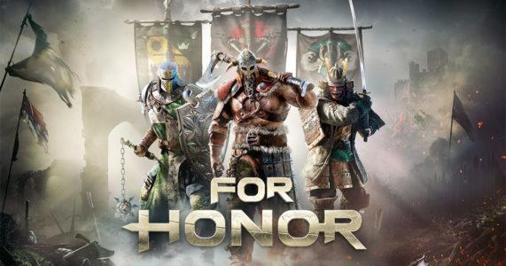 For Honor: pubblicati quattro nuovi trailer e data della Beta!