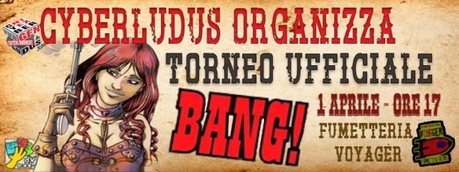 Torneo Bang! – Report