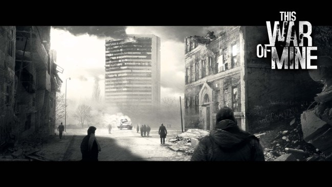 Pendragon Annuncia l'edizione italiana di This War Of Mine