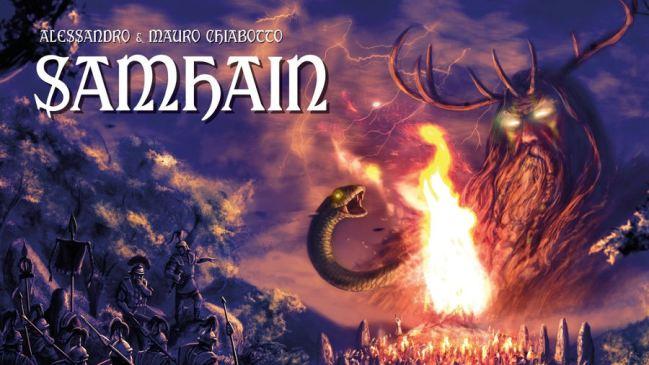 Samhain su Giochistarter.it