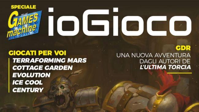 IoGioco: la nuova rivista dedicata ai boardgames