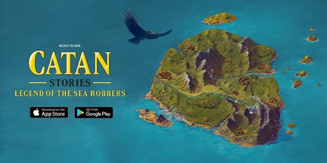 Catan Stories: uno Spin-off di Catan presto su iOS e Android