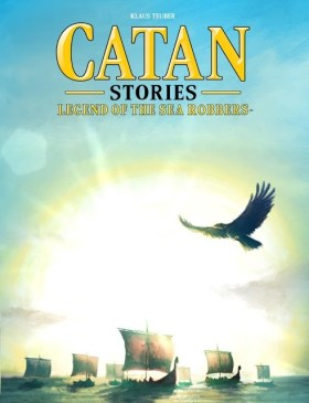 Disponibile Catan Stories: Legend of the Sea Robbers