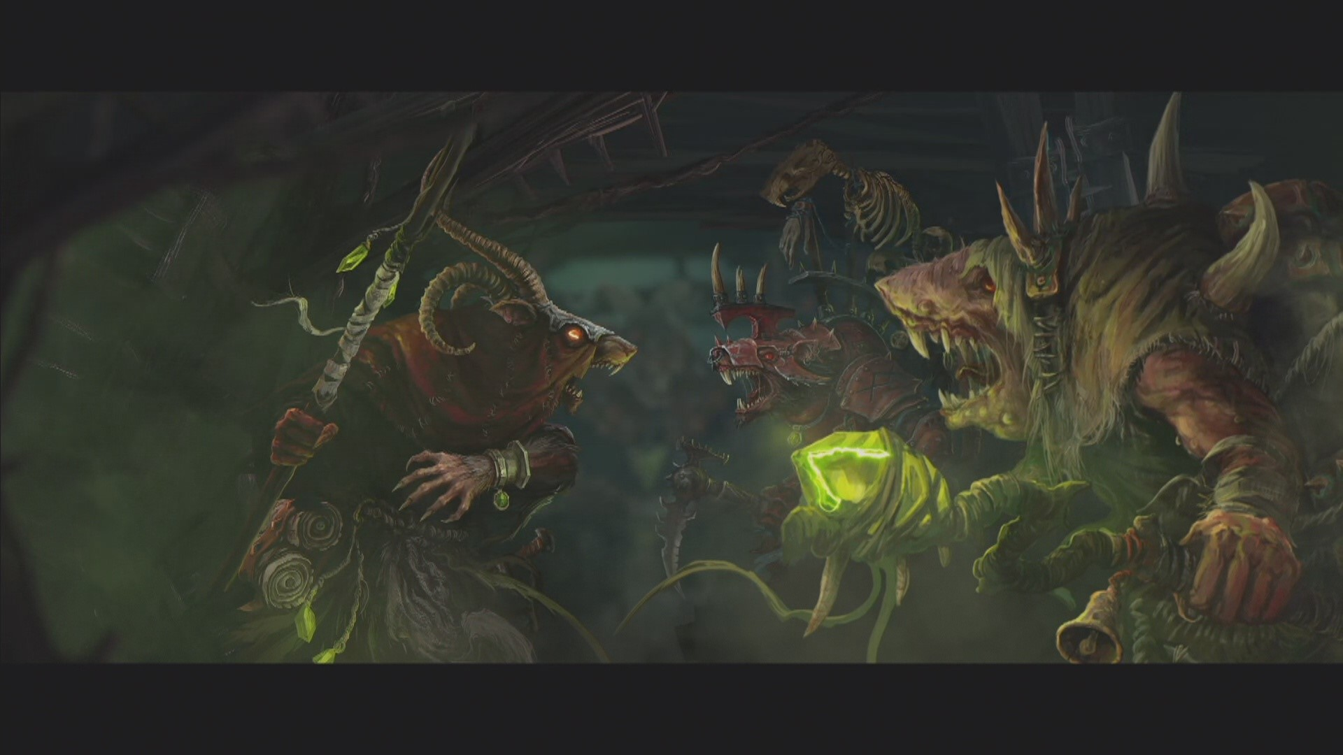 Hands On With The Skaven Of Total War Warhammer 2