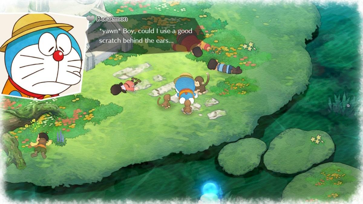 NEW! Doraemon Story of Seasons free update July 30 revealed!