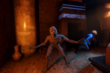 VR対応Co-opサバイバルホラー『FOREWARNED』現地9月10日早期アクセス開始!エジプト古代遺跡を探索するトレイラーも 画像