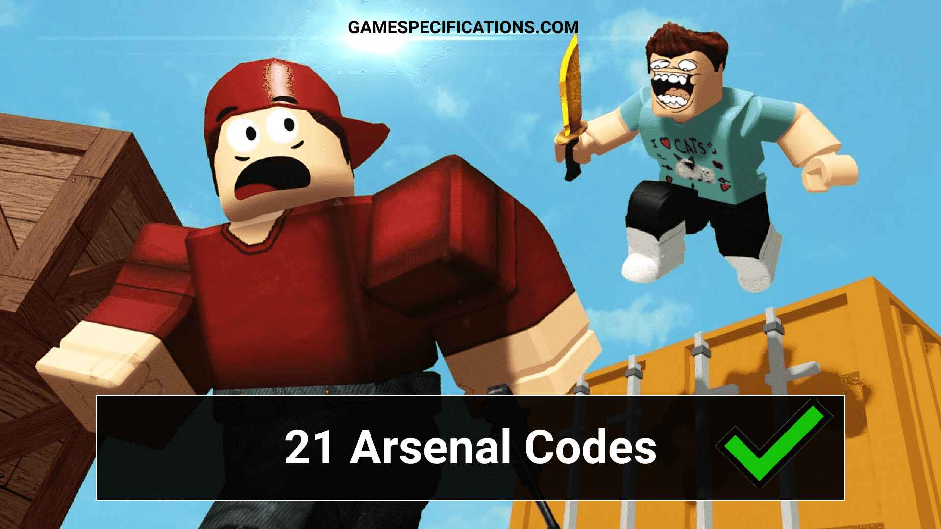 21 roblox arsenal codes march 2021