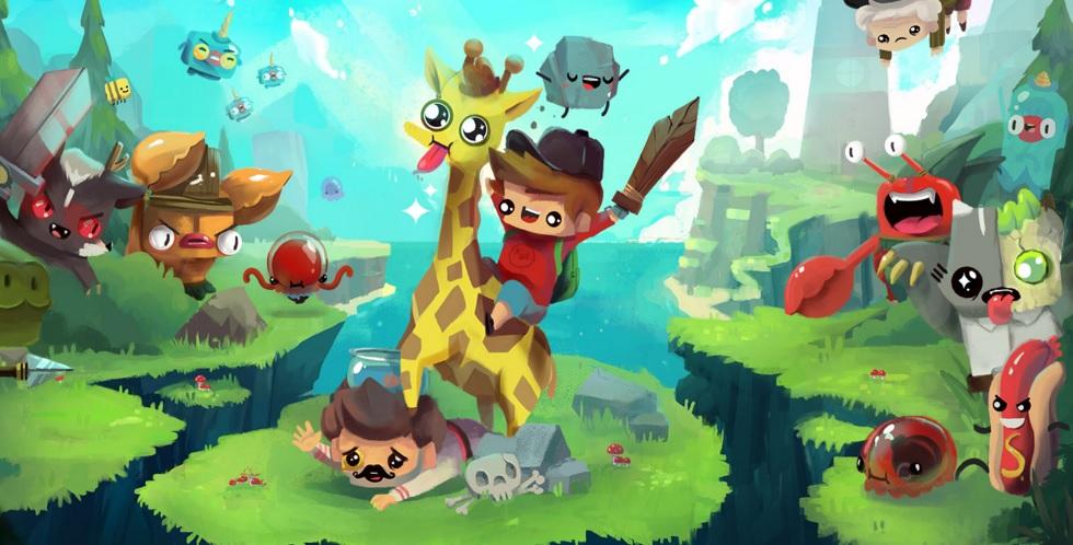 Free Game Friday Super Adventure Pals GameSpew