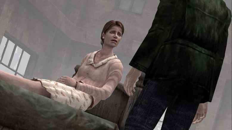 Image result for James Investigates Silent Hill