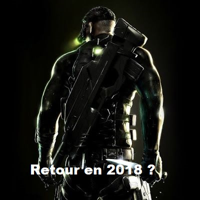 Splinter Cell de retour à l'E3 2018 ?