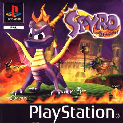 spyro PS4 - 21 Septembre 2018