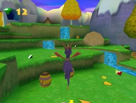 Spyro de retour sur Playstation 4