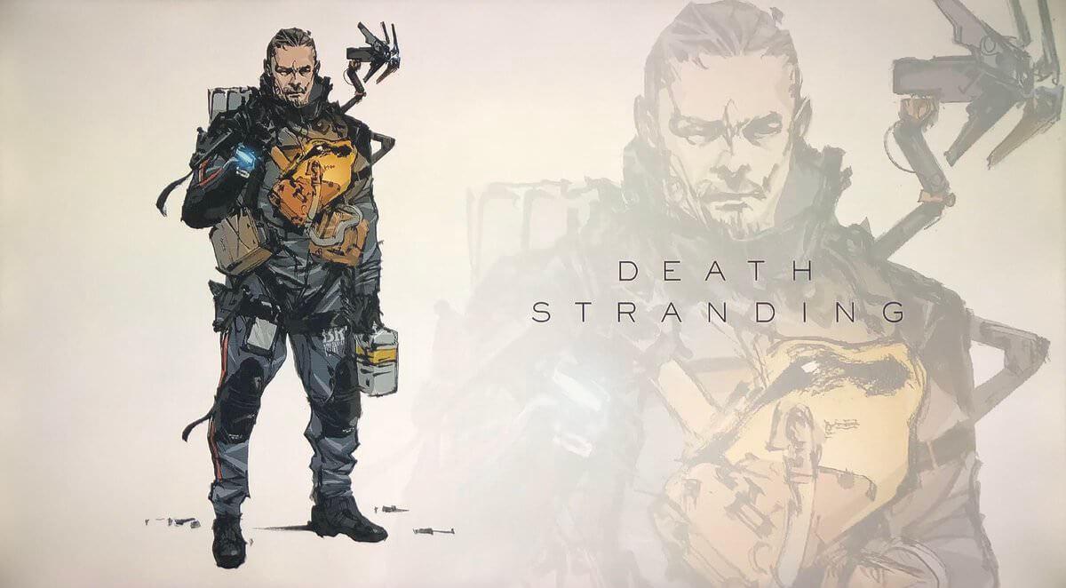 Death Stranding PS4 - 2