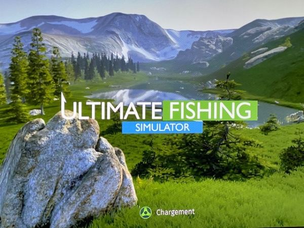 Test Ultimate Fishing Simulator PS5