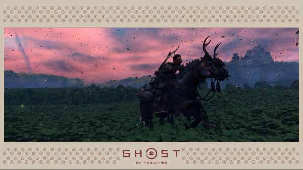Test Ghost of Tsushima PS5