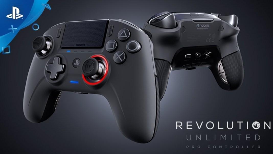 nacon evolution pro controller 3 ps4