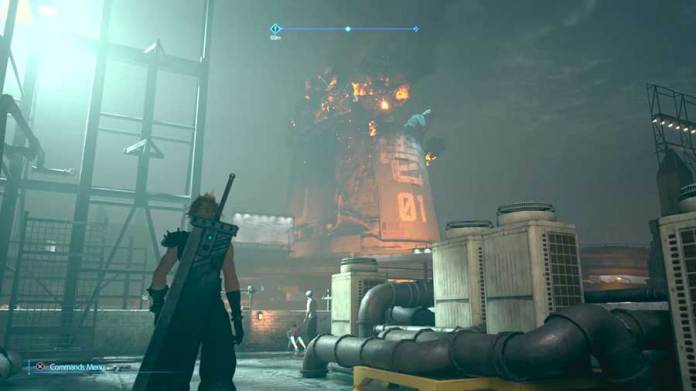 FINAL FANTASY VII REMAKE DEMO PS4