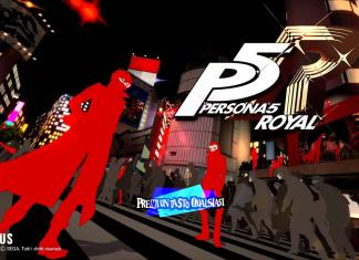 Persona 5 Royal recensione racconto ps4