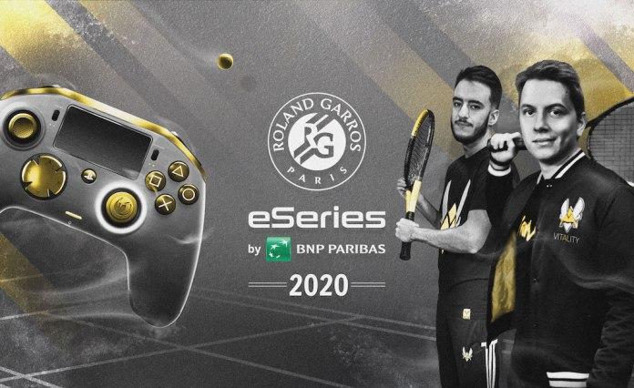 Roland Garros eSeries by BNP Paribas